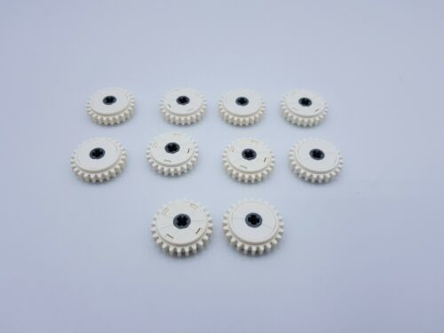 LEGO LOT 10 X ENGRENAGE TECHNIC COUPLING 3,5-6 NCM  REF 76244 6198486 *NEUF*