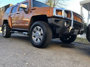 2007 HUMMER H3 SPECIAL EDITION