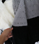 Womens Mixed Colors Knitted Tassel Sweaters Cardigans Outwear Casual Blouse