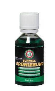 201-6-L-Ballistol-Kunststoffflasche-Klever-Schnellbruenierung-50-ml-23630