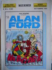 Alan Ford SERIE VENTENNALE n°80  [G306]