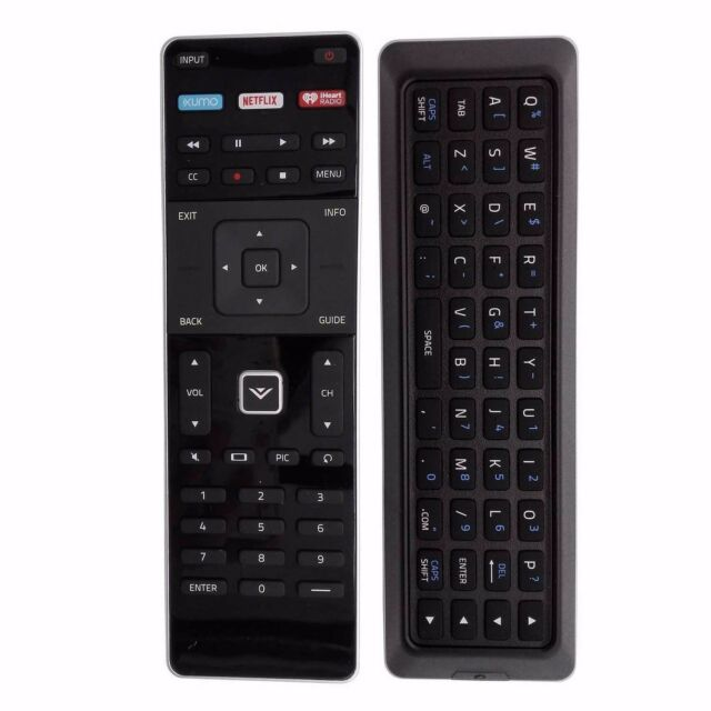 New Remote Control XRT500 for Vizio Smart TV with Xumo Netflix Iheart Back-light