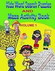 Kids Word Search Puzzles and Maze Activity Book by Info Ebooks Online (Paperback, 2014)
