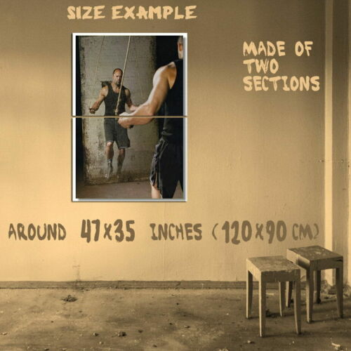 194131 Jason Statham Movie Star Room Club Print Poster Affiche