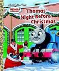 Thomas' Night Before Christmas by R Schuyler Hooke (Hardback, 2013)