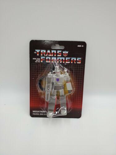 Transformers MEGATRON Figural Backpack Clip Key chain Hasbro