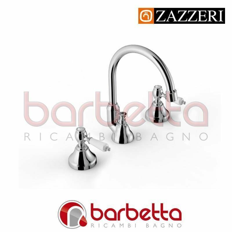 BATTERIA LAVABO COLLO GIREVOLE - 803 ZAZZERI 20030102A00