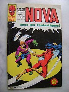 NOVA-avec-les-Fantastiques-n-54-Lug-Marvel