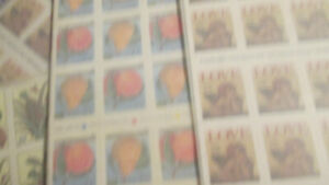 US Discount Postage 204x 32c self stick stamps in Panes/Booklet MNH $65.28 Face
