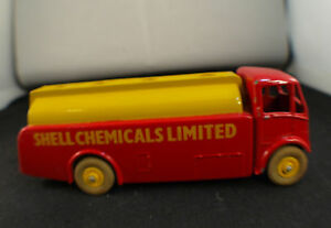 Dinky-Toys-GB-n-991-AEC-Thompson-Monarch-SHELL-repeint