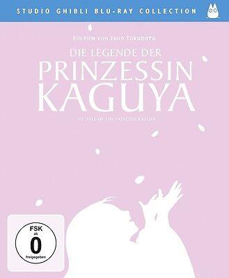 Blu-ray * Die Legende der Prinzessin Kaguya * NEU OVP