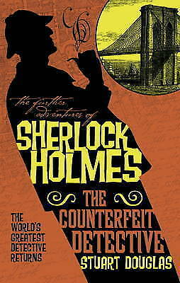 1 of 1 - (Good)-The Further Adventures of Sherlock Holmes - The Counterfeit Detective (Fu