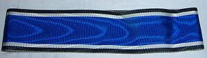 GERMAN-Prussian-Duppeler-Sturm-Cross-1864-Medal-Ribbon-x-6-034-Inc-UK-p-amp-p
