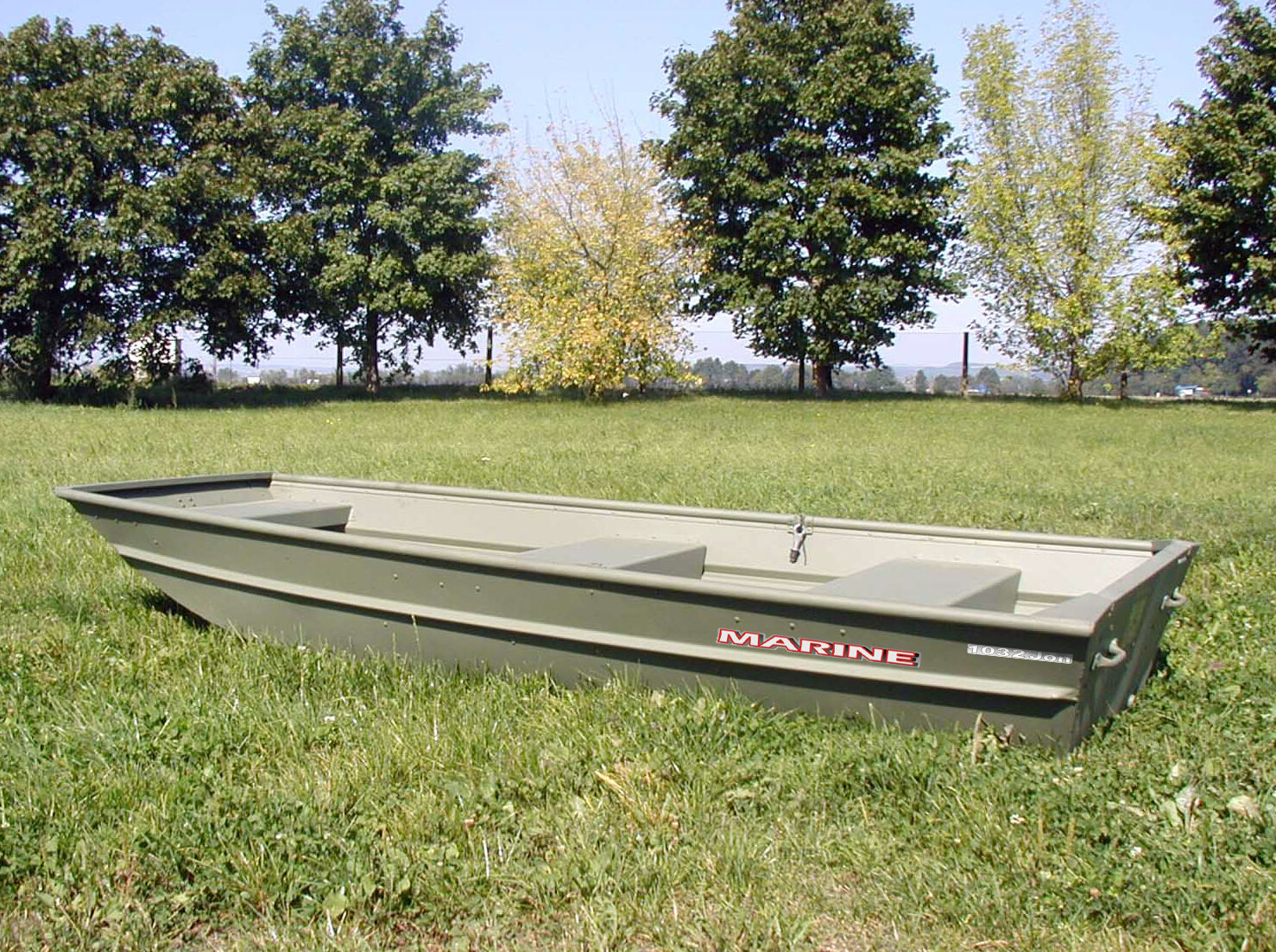 NEW Aluminium Marine Ally 10' Jon Dinghy Craft Row Boat Fishing ONLY 32Kgs GREEN