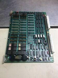 # BN624A353H02 Warranty Used Revision D Mitsubishi PC Board FX84A-1