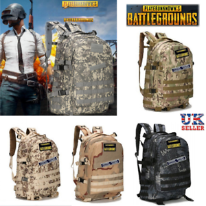 Pubg Playerunknown S Battlegrounds Level 3 Backpack Game Cos Bag