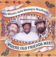 Scarlett, Washington - Where Old Friends Meet [New CD]