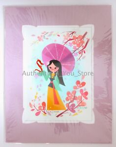NEW-Art-of-Disney-WonderGround-Gallery-Mulan-Deluxe-Print-by-Joey-Chou