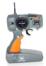 New Bright  27MHz 4 Band RC Small Radio Control TRANSMITTER Pistol Grip Orange