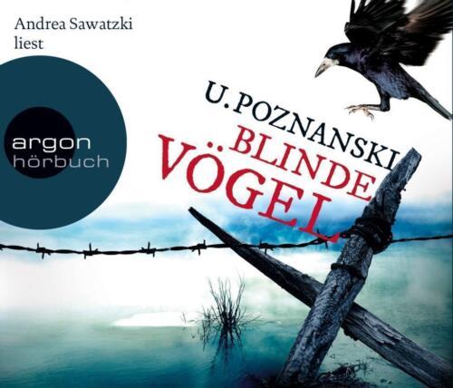 1 von 1 - Ursula Poznanski - Blinde Vögel - CD NEU/OVP
