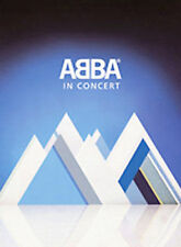 ABBA-IN CONCERT (DVD-LIVE  DVD NEW     150