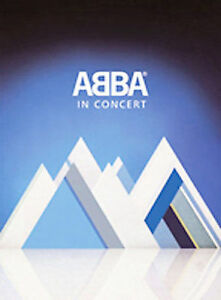 Abba in Concert (DVD, 2004) U.S. issue w/booklet Free Shipping Mamma Mia!!