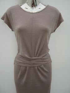 NEXT-Shimmer-Stretch-Bodycon-Knee-Length-Party-Occasion-Dress-Size-10-NEW