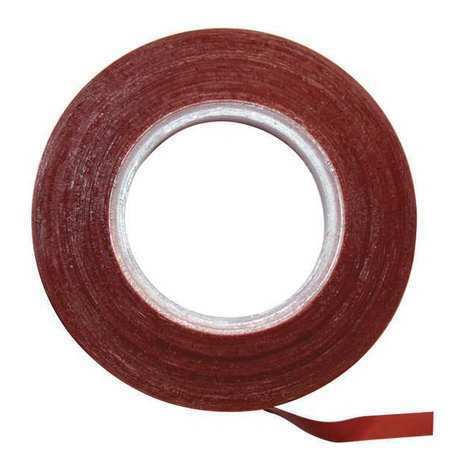 Chart Tape,1//8 In W x 27 Ft L,Red MAGNA VISUAL CT4-R