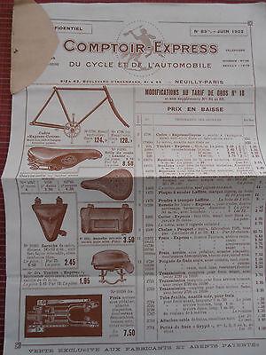 Catalogue Vélo Collection Pièce Détachées ( Ref 21 ) Seniliteit Uitstellen