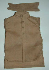 In The Past Toys 1/6 scale German Brown shirt extra collar