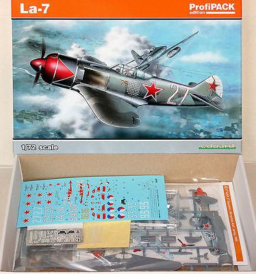 Eduard 1/72 Lavochkin La-7 Profi Pack (7066)