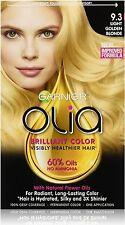 Garnier Olia Oil Powered Permanent Color, Light Golden Blonde [9.3] 1 ea