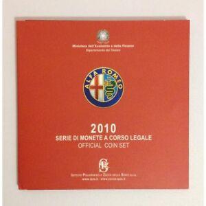 #RM# COFFRET BU ITALIE 2010 - Alfa Romeo