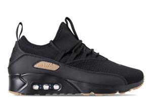 Nike-Air-Max-90-EZ-Herrenschuhe-Turnschuhe-Sneaker-Black-AV7900-001-41-46-TOP