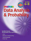 Data Analysis & Probability, Grades 6-8 by Spectrum (Paperback / softback, 2011)