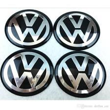 4pcs X Vw Volkswagen 60mm Wheel Center Vinyl Logo Emblem