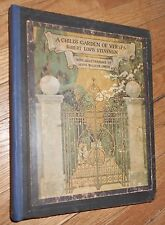 1905 Antique Book - A Child's Garden of Verses illustrated Jessie Willcox Smith