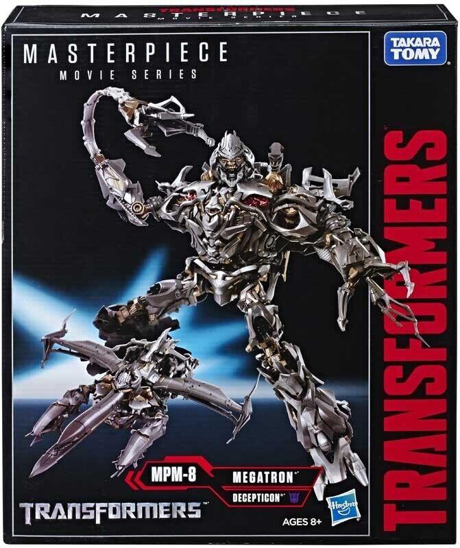 Transformers Movie Movie Movie Masterpiece Megatron MPM-8 bafe84