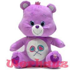 "Care Bears Plush Doll Share Bear 11"", New"