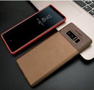Luxe-PU-Cuir-Ultra-Mince-Protection-Housse-Coque-Antichoc-Pour-iPhone-Samsung-S9