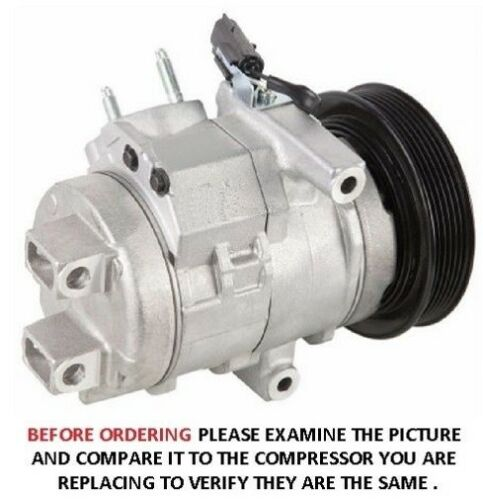 Chrysler 300  2.7L  AC Compressor 2006-2010 Magnum Dodge Charger