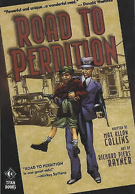 Road to Perdition by Max Allan Collins, Richard Piers Rayner (Paperback, 2002)