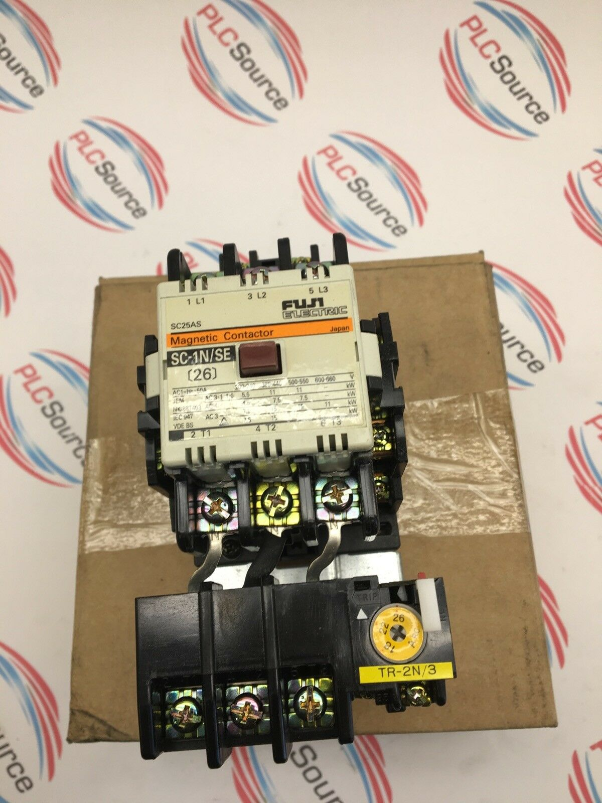 Admirable Fuji Sc 1N Magnetic Contactor Se Electric Nzhquu2885 Definite Wiring 101 Orsalhahutechinfo