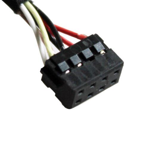DC Power Jack Charging PORT For HP Pavilion 17-E 15-E 15-D Series 17-e000 CTO