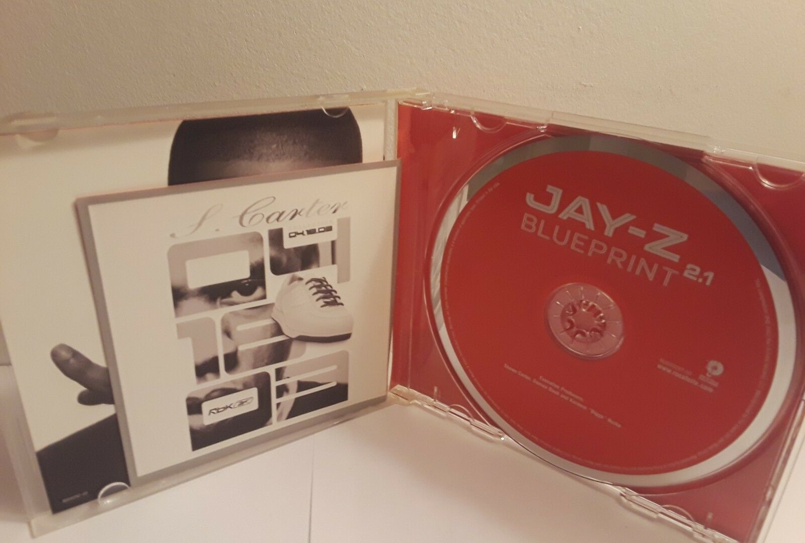 The blueprint 21 pa by jay z cd apr 2003 def jam usa ebay malvernweather Choice Image