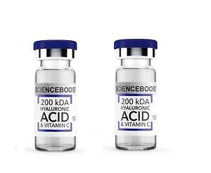 2-x-10ml-Low-Molecular-Hyaluronic-Acid-200-kDA-With-Vitamin-C-Anti-Aging-Serum