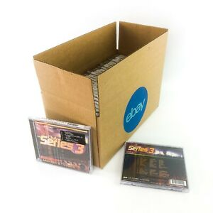 Wholesale-Lot-of-30-Mixin-Marc-Christina-B-Club-Series-Vol-Part-3-CDs-Dance-EDM