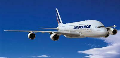 Heller 1  125 flygbusss A380 Air France