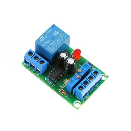 12V Storage Battery Charging Controller Module Smart Charger Protection Board V