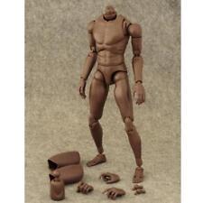 Custom Design 1//6 Nude Male Advanced Slim Body Fits to Hot Toys TTM22 TTM18